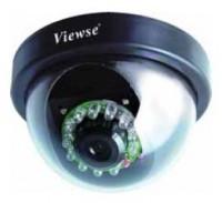Цветная купольная видеокамера Viewse с ИК подсветкой - [VC-IR800]
